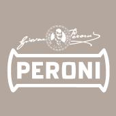 Peroni logo - Squadrati